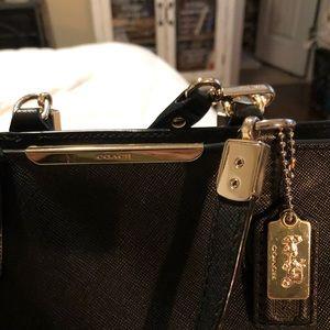 Coach Bags - Fantastic Saffiano Leather Madison Coach Bag